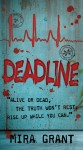 """""""Deadline"""" by Mira Grant releases today"""